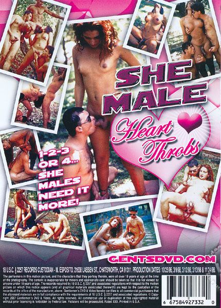 She-Male Heart Throbs (2007)