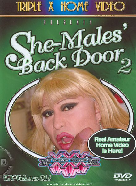 She-Males' Back Door 2 (2006)