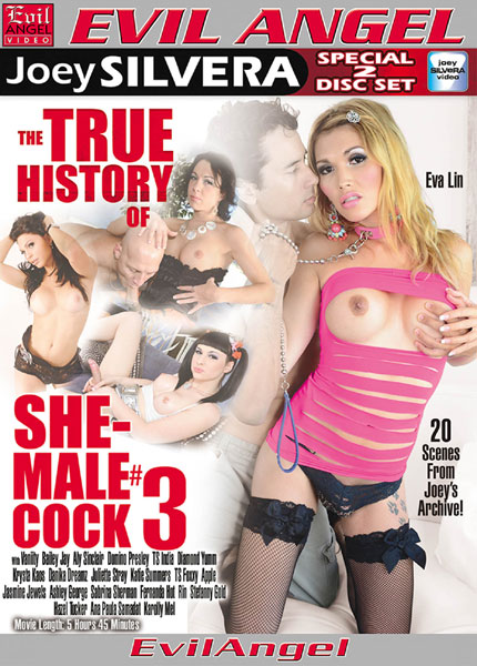 True History of She-Male Cock 3 (2014) - TS Vaniity