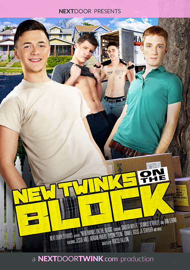 New Twinks On The Block (2015) - Gay Movies