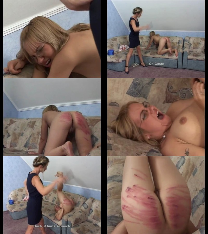 Spanked ass compilation non stop spankings