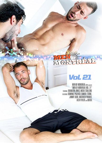 Men of Montreal 21 (2016)
