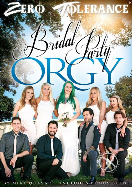 Bridal Party Orgy (2016)