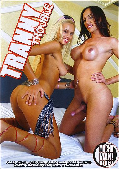 Tranny Trouble (2008) - TS Kelly Ohana