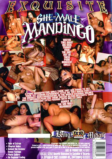 She-Male Mandingo (2007) - TS Suzana Holmes