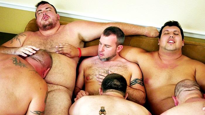 русское порно жирных геев