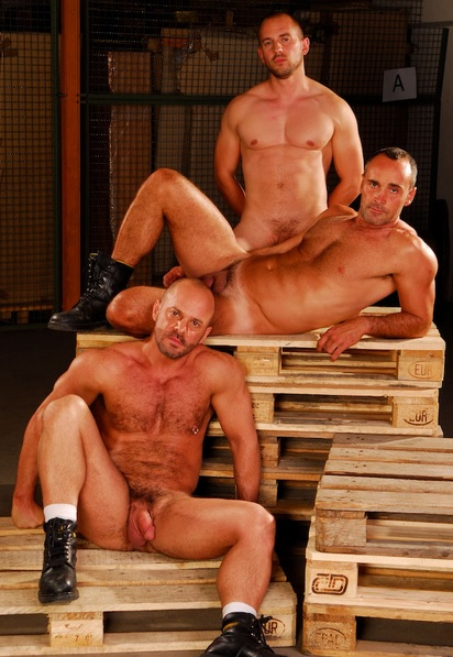 Viktor Heiberg, Tom Sturm & Lars