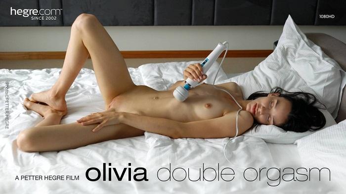 Hegre-Art  - Olivia - Double Orgasm 1080p WEBRip (2016)