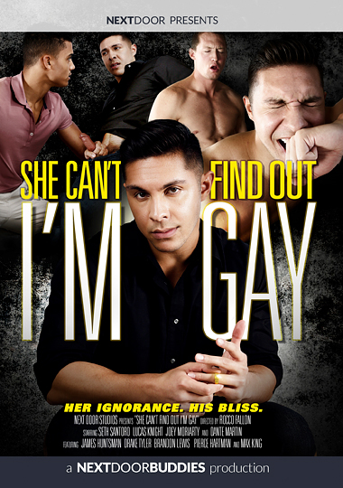 She Can't Find Out Im Gay (2016)
