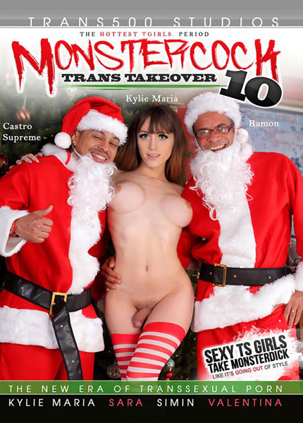 Monster Cock Trans Takeover 10 (2016)
