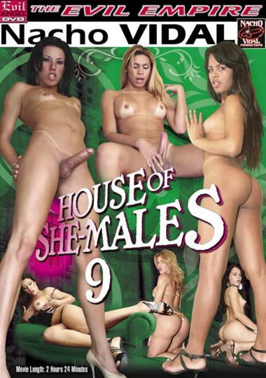 House of She-Males 9 (2008) - TS Carla Bruna