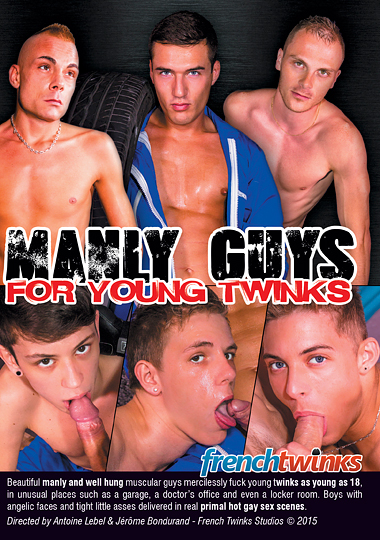 Manly Guys For Young Twinks (2016)