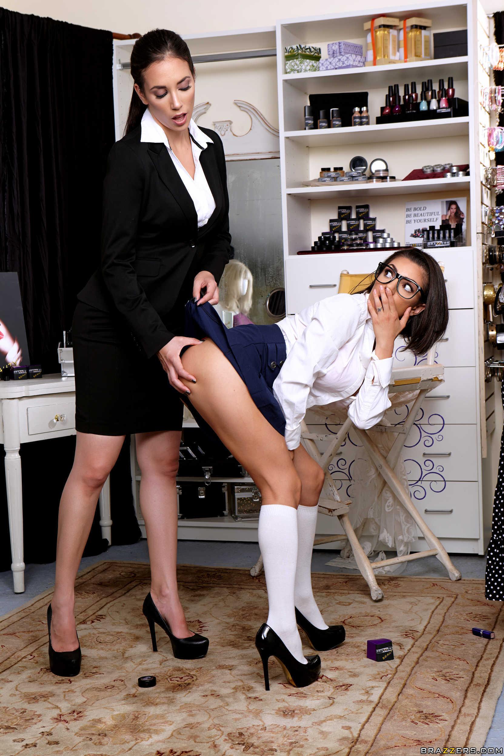 image Lesbianas azafratas lorena amp alexa tomas rico