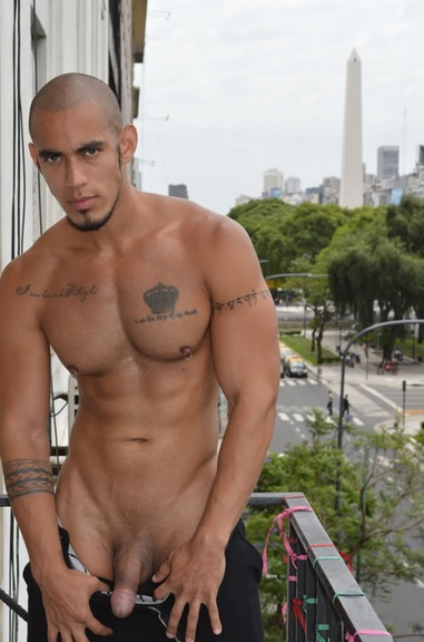 In the first of Stag Homme's BUENOS AIRES series
