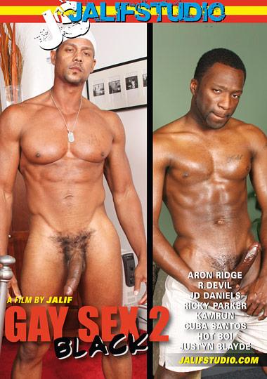 Gay Sex 2 - Black (2013)