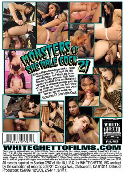 Monsters of She Male Cock 21 (2011)