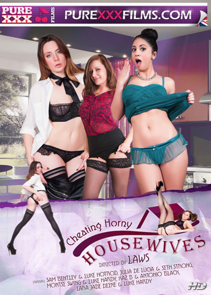 Cheating Horny Housewives (2016)