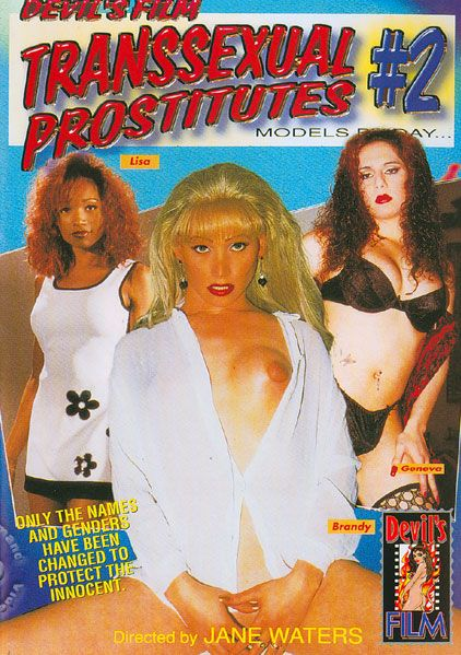 Transsexual Prostitutes 2 (1997) - TS Lisa Lawrence