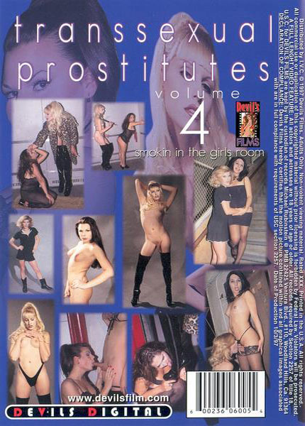 Transsexual Prostitutes 4 (1997) - TS Meghan Chavalier