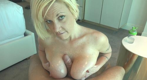 Hot Busty Milf Masseuse Tries Porn