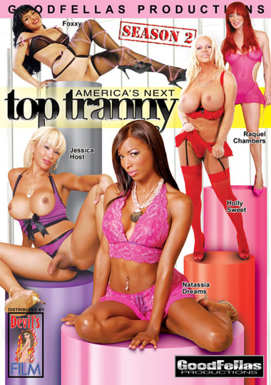 America's Next Top Tranny 2 (2008)