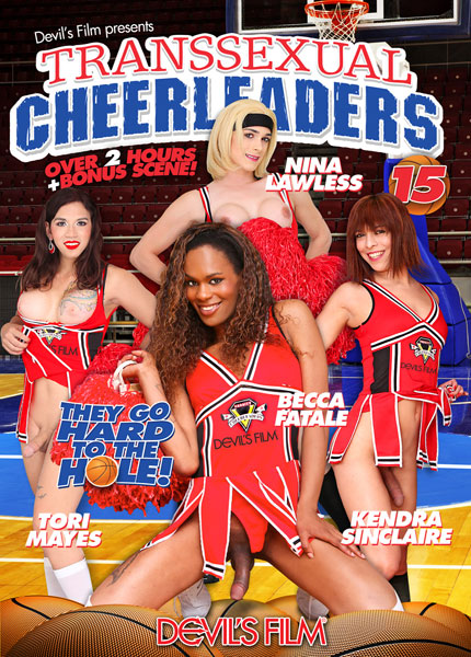 Transsexual Cheerleaders 15 (2014)