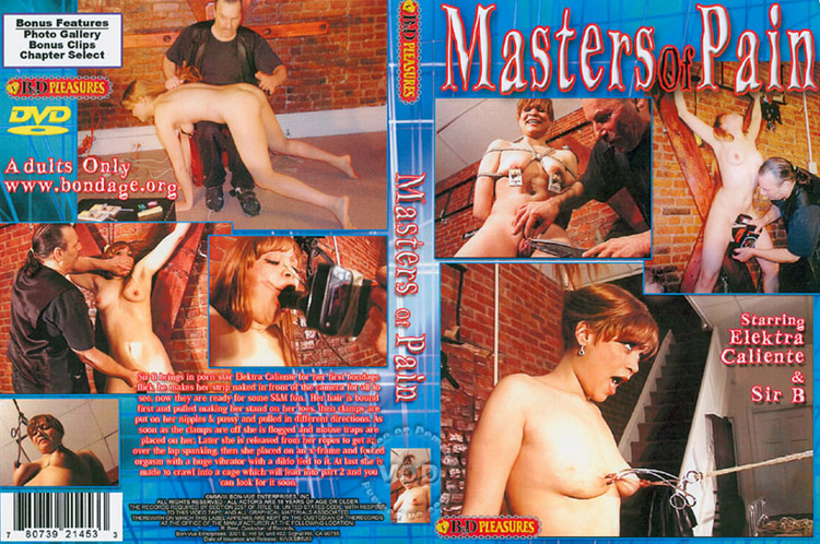 Masters Of Pain,