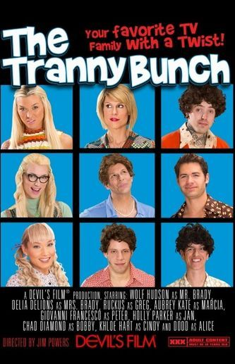 The Tranny Bunch - Your Favorite Tv Family With a Twist! (2015)
