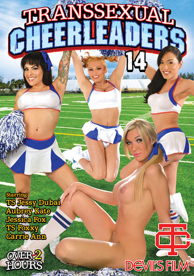 Transsexual Cheerleaders 14 (2014)