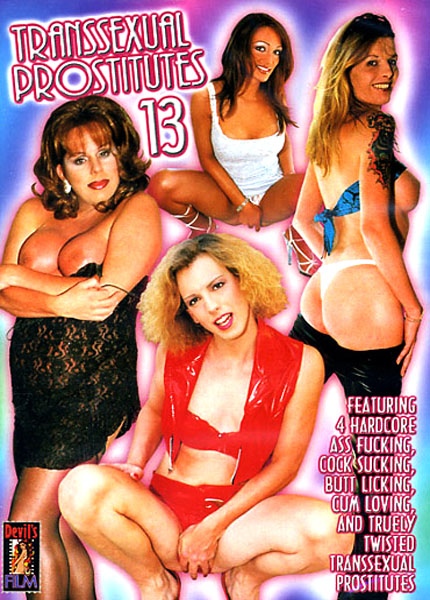 Transsexual Prostitutes 13 (2000) - TS Stephanie Williams