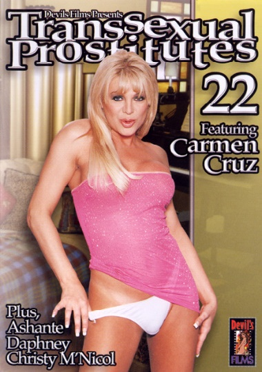 Transsexual Prostitutes 22 (2003) - TS Carmen Cruz