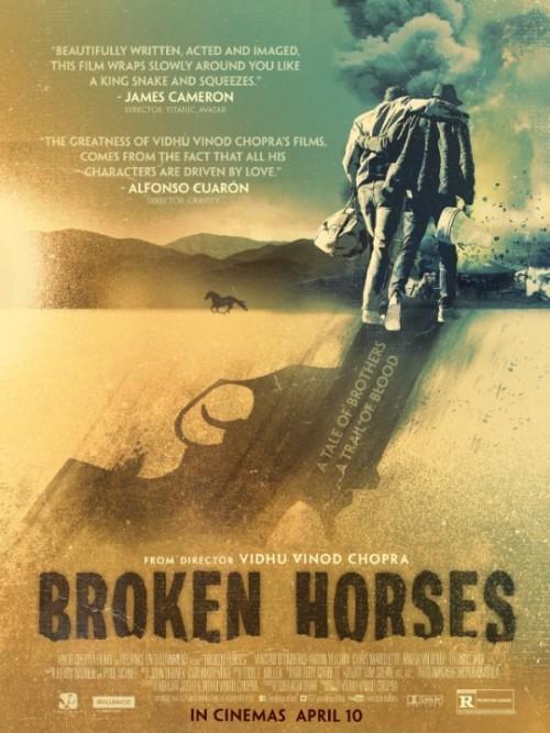 Broken Horses 2015 WEBRip XviD-BDP