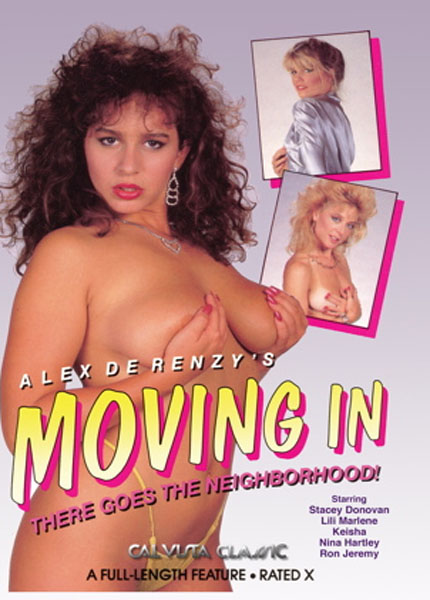 Moving In (1986) - Lili Marlene,  Nina Hartley