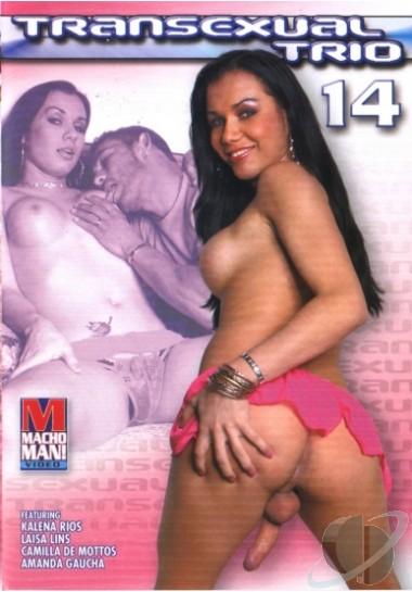 Transexual Trio 14 (2007) - TS Laisa Lins