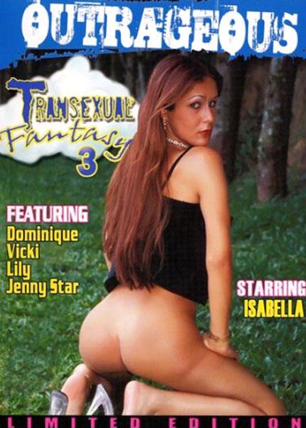 Transexual Fantasy 3 (2008) - TS Jenny Star