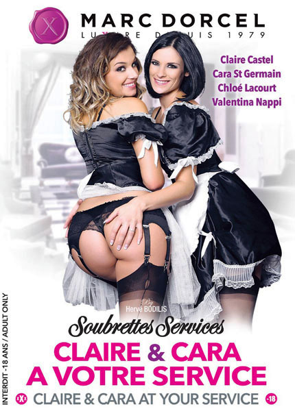 Soubrettes Services - Claire et Cara A Votre Service (2015)