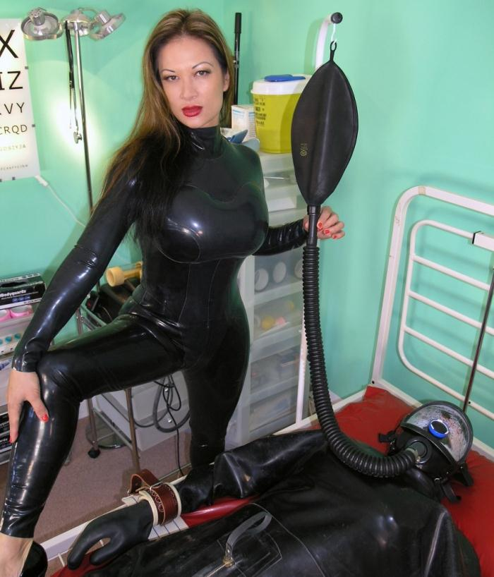 Mine Millions extrem latex bdsm could jerk this