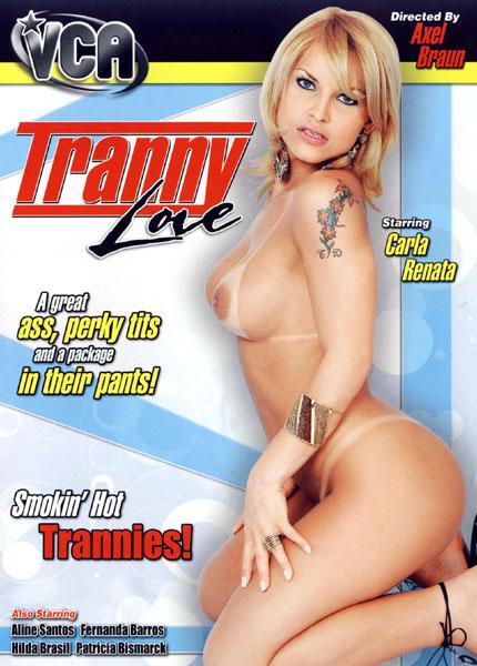 Tranny Love (2008) - TS Carla Renata