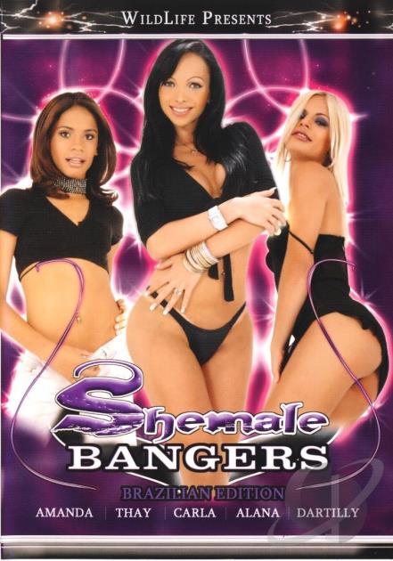 Shemale Bangers (2008) - TS Carla, Alana