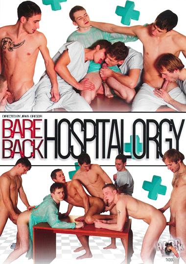 Bareback Hospital Orgy (2014)