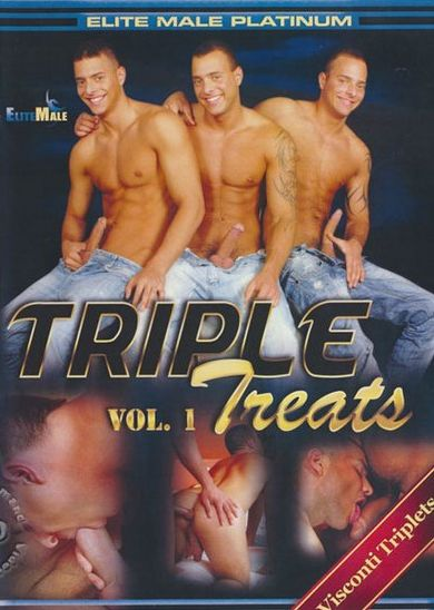 Triple Treats (2015) - Gay Movies