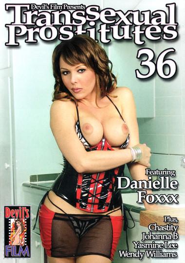 Transsexual Prostitutes 36 (2005) - TS Danielle Foxxx