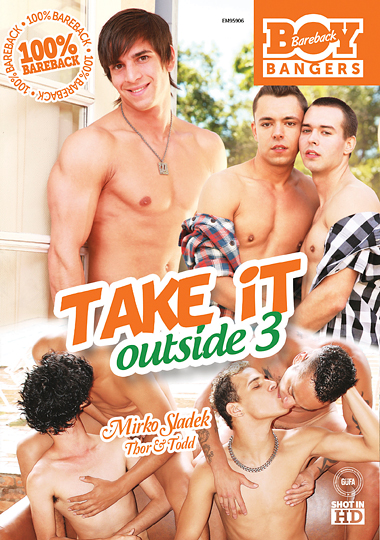 Take It Outside 3 (2015) - Gay Movies