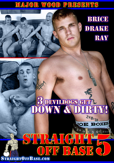 Straight Off Base 5 - 3 Devildogs Get Down And Dirty (2015)