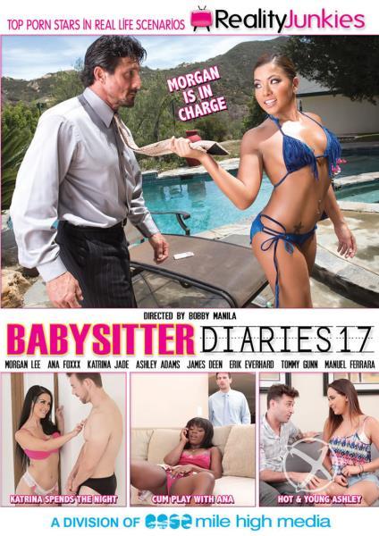 Babysitter Diaries 17 (2015) - Ashley Adams