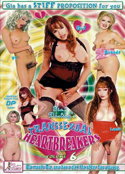 Transsexual Heart Breakers 6 (2001) - TS Gia Darling