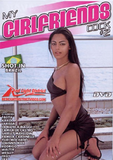 My Girlfriends Cock 2 (2004) - TS Camilla DeCastro