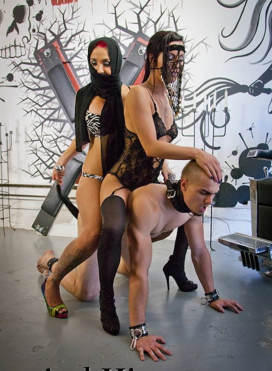 Bdsm personal service contract