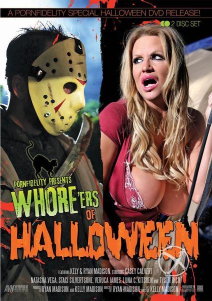 Whoreers Of Halloween (2015) - Natasha Vega