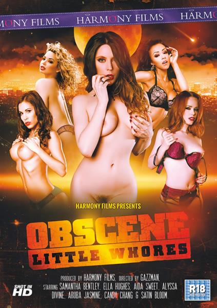 Obscene Little Whores (2015) -  Samantha Bentley
